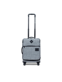 Vali Herschel Highland Carry-On 10670-00919-OS Raven Crosshatch